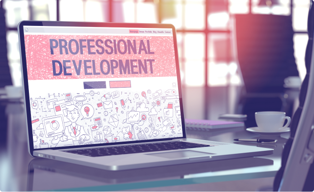 Four Ways to Use Digital Learning in Professional Development